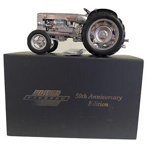 Universal Hobbies 1/16 Die-cast Fordson Power Major 50th Anniversary Ltd Ed 2639