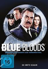 DONNIE WAHLBERG TOM SELLECK - BLUE BLOODS S3 MB 6 DVD NEU