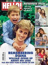 HELLO Magazine Princess Diana Lady Di William Katherine Kelly Nadia Sawalha NEW