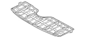 OEM NEW 2015-20 Kia Sedona EX 3.3L Engine Panel Assembly Under Cover 29110-A9000
