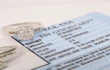 0.65 ct Vintage 14K Old European Cut Diamond Engagement Ring EGL USA Rtl $4,800