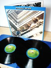 The Beatles 1967-1970 + Inners UK 2 x LP Apple PCSP 718 1973 EX/EX