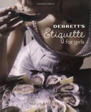 More details for debrett's etiquette for girls by britten, fleur paperback book the cheap fast