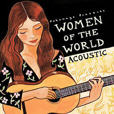 1 CENT CD Putumayo Presents: Women of the World Acoustic [Digipak] - V/A SEALED