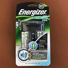 Energizer Cargador AAA AA Pro & Con 4 X 2000mAh AA recargables dentro