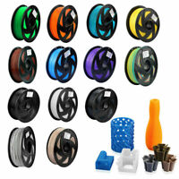 3D 1kg 1.75mm Drucker PLA/PETG/ABS/HIPS/PA/TPU/ 1.75mm Printer Filament - Spule