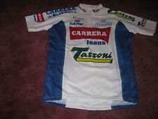 CARRERA TASSONI GAERNE 1994 NALINI ITALIAN VINTAGE CYCLING JERSEY [5]