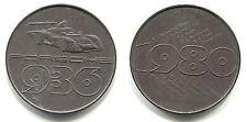"""Porsche Medaille Bronze 1980 """"Porsche 936"""""""
