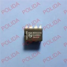 5PCS OP AMP IC PHILIPS DIP-8 NE5532AN 100% Genuine and New