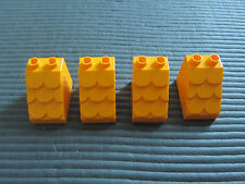 Lego Duplo Building House Bricks Roof Pieces Lot Set  YOUR CHOICE OF COLOR   NEW