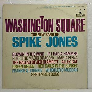 The New Band Of Spike Jones – Washington Square: Liberty 1963 LP Vinyl (Jazz)