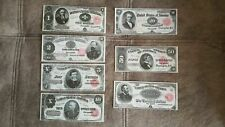 High quality COPIES with W/M United States 1891 Notes SET-B FREE SHIPPING !