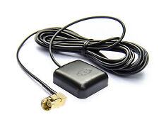 GPS ANTENNE mit SMA C Stecker für Auto Radio mit NAVI 5m Kabel