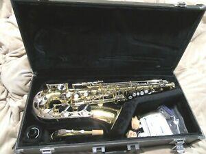 Yamaha YAS-23 Alto Saxophone, Very Good Condition, Hard Case