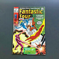 Fantastic Four 105 Comic Book Very Fine Condition
