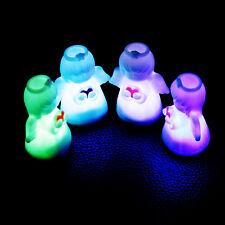 7 Coulor Changeante Mignon Ange Veilleuse lampe LED Cadeau De Noël décoration