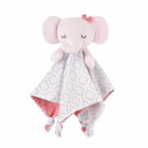 Gerber Baby Girl Security Blanket Elephant