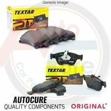 BMW 3 SERIES M3 (E93) TEXTAR FRONT & REAR BRAKE PADS PAIR GENUINE PARTS NEW