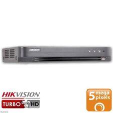 Hikvision DS-7204HUHI-K1 4 Channel Turbo HD Hybrid DVR (5MP, TVI, IP, AHD, 960H