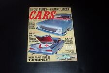 April 1962 Cars The Automotive Magazine. Car buying guide for 1962. Dodge Polara