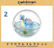 Re-ment Pokemon Miniature Terrarium Collection Set rement No.02