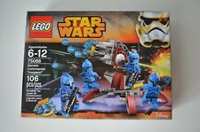 LEGO Star Wars #75088 - Senate Commando Troopers - New and Factory Sealed