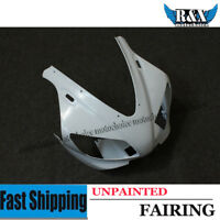 Unpainted Front Upper Cowl Fairing Nose for YAMAHA YZF R1 1998 1999 Injection