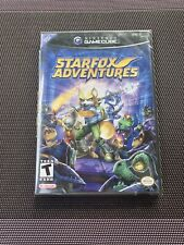 Starfox Adventures - Jeu Nintendo GameCube - NEUF Version US