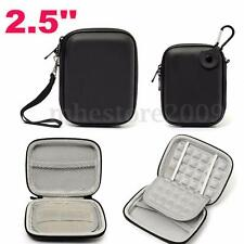 Shockproof Hard Carrying Case Bag For 2.5'' WD Seagate External HDD Hard Drive