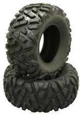 2 New WANDA  ATV Tires AT 25x10-12  25x10x12 6PR P350 - 10165