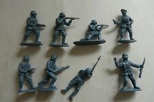 Vintage Matchbox 1 32 WW2 German Infantry