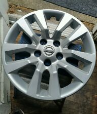2013 2014 2015 2016 NISSAN Altima wheel covers. ((SET OF 4)) OEM. Not fake!!