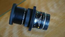 Leica APO-Macro-Elmarit-R 100mm f2.8  lens - With Cinema Modification