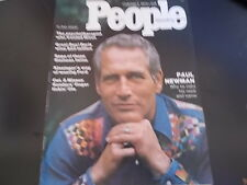 Paul Newman - People Magazine 1974