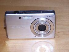 Fujifilm FinePix J10 8.2 MP Digital Camera - Silver
