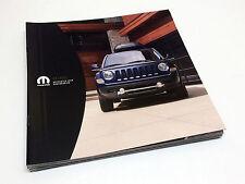 2015 Mopar Jeep Patriot Accessories Brochure