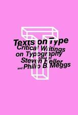 Texts on Type by
