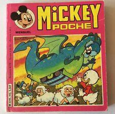 MICKEY POCHE n° 113 de Novembre 1983 Album BD Walt Disney