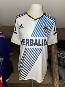 Los Angeles Galaxy F.C 2014 Home Football Shirt  Gerrard 8