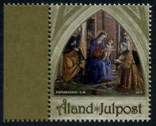 Aland 2013 Natale - Julpost MNH ** - Emissione congiunta con Vaticano