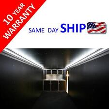 race car trailer LED overhead light - 300 TOTAL Cree style LED's - BRIGHT