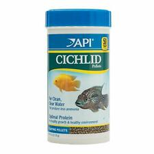 API Cichlid Premium Floating Pellets for Cichlids 4.2 Ounces