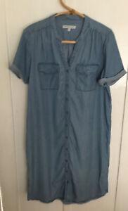 Sportscraft Shirt Dress Size 12