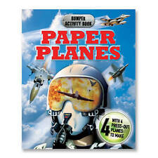 PAPER PLANES ACTIVITY BOOK 4 PRESS OUT PLANES TO MAKE
