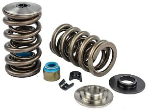 JEGS 514122 LS Dual Valve Spring and Retainer Kit 1.295 OD
