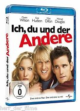 ICH, DU UND DER ANDERE (Owen Wilson, Kate Hudson) Blu-ray Disc NEU+OVP
