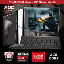Origin PC AMD A10 7860K 4.0GHz,  8GB 500GB R7 Quad Core Gaming Desktop Bundle