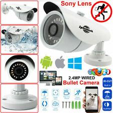 4 IN 1 Bullet CCTV CAMERA OUTDOOR 1080P FULL HD TVI AHD CVI CVBS IR NIGHT VISION