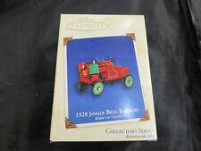 Vintage 2002 Hallmark Ornament 1928 Jingle Bell Express New In Box Kiddie Car