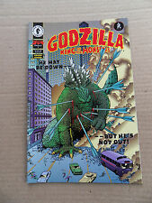 Godzilla : King of the Monsters 7 . Dark Horse 1995 - VF - minus
